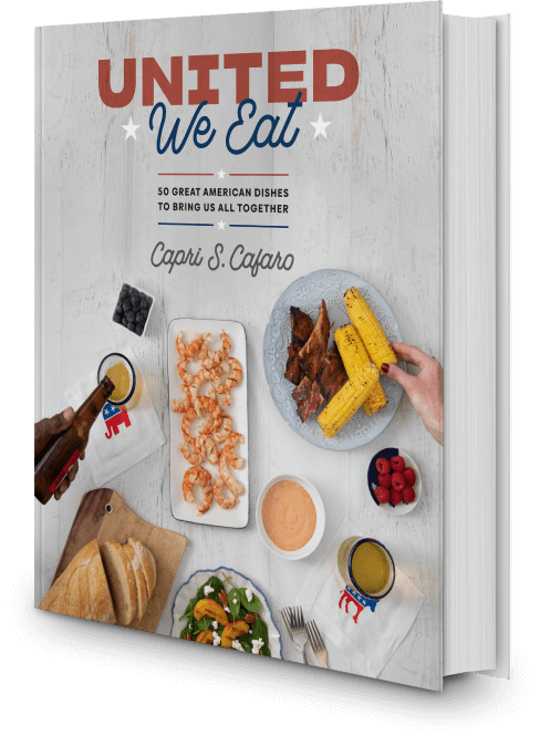 United We Eat - Book Cover